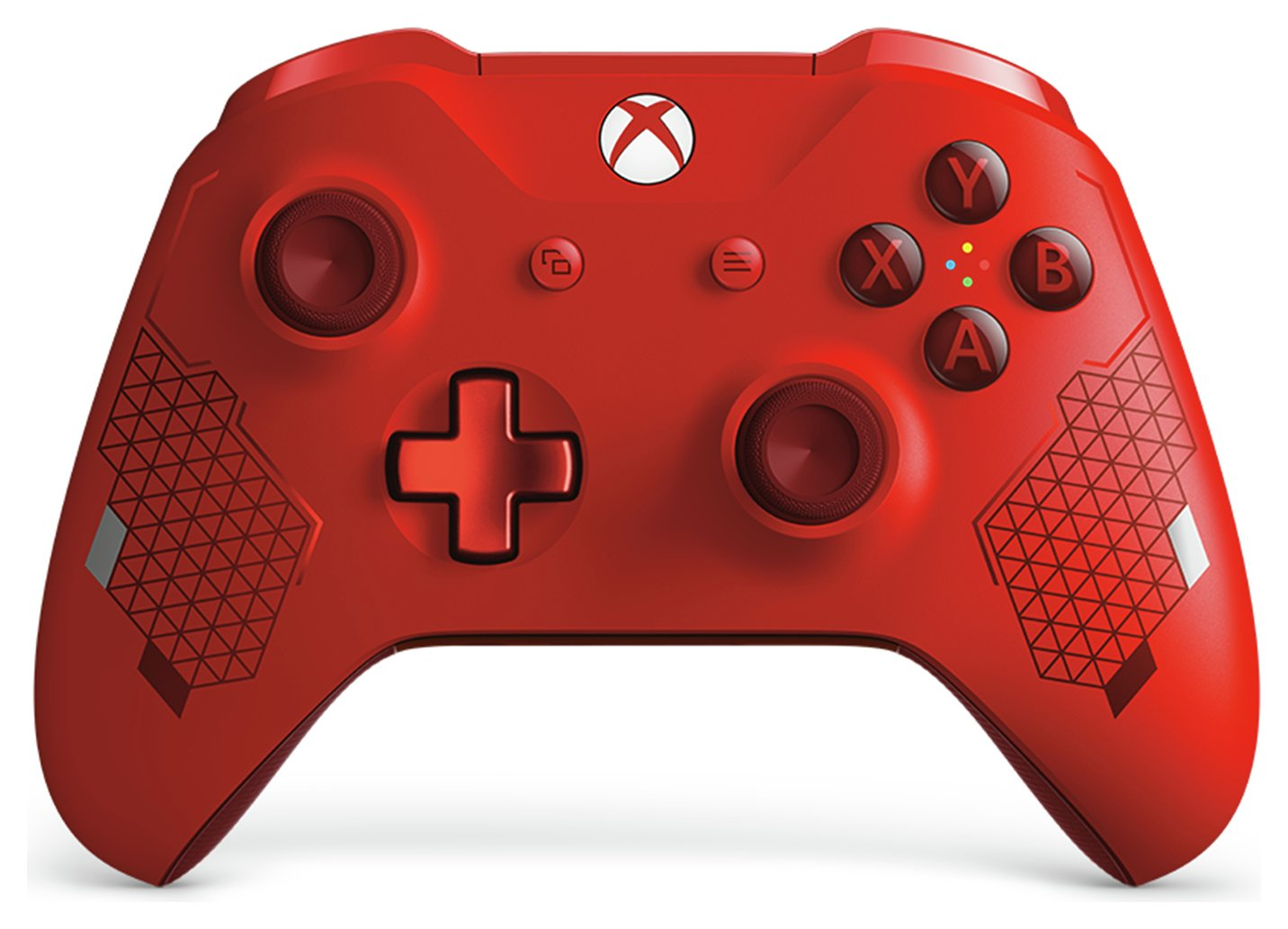 Official Xbox One Wireless Controller -Sport Red review