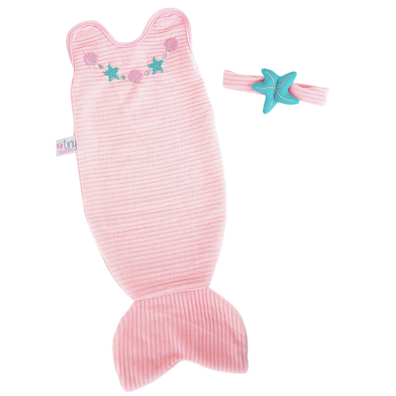 Chad Valley Tiny Treasures Mermaid Outfit review