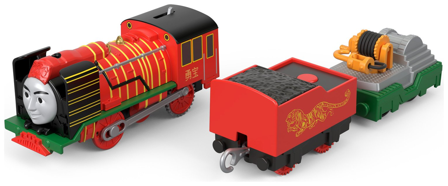 Fisher-Price Thomas & Friends TrackMaster Yong Bao the Hero