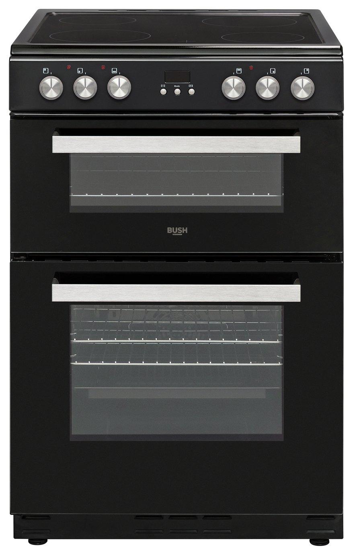 Bush BLC60DBL 60cm Double Oven Electric Cooker review