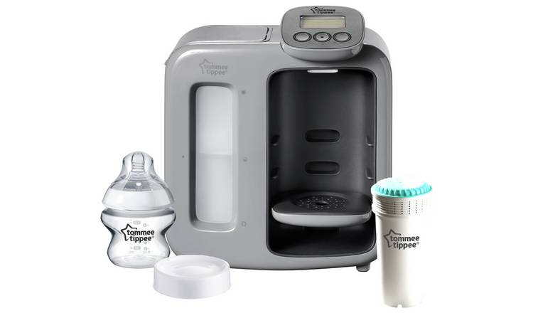Tommee Tippee Perfect Prep Day and Night Machine - Grey
