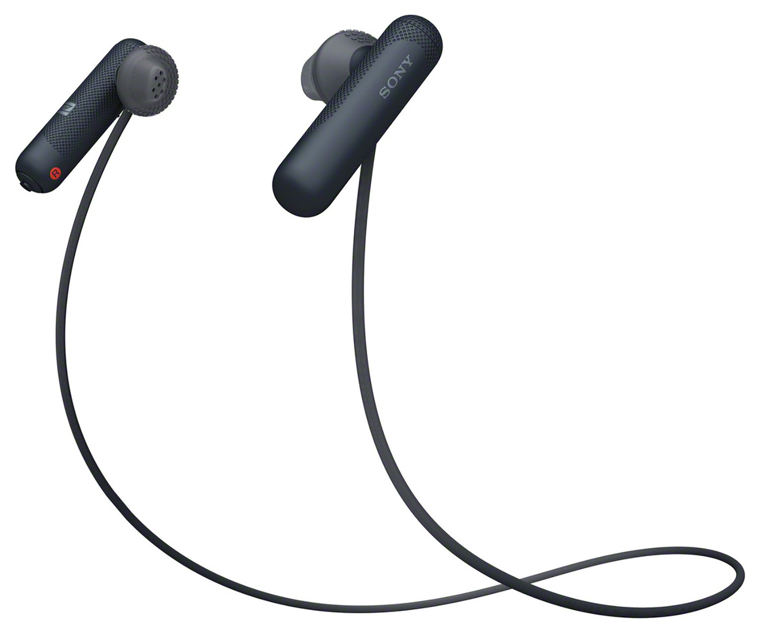 Sony WI-SP500 In-Ear Wireless Sports Headphones -  Black