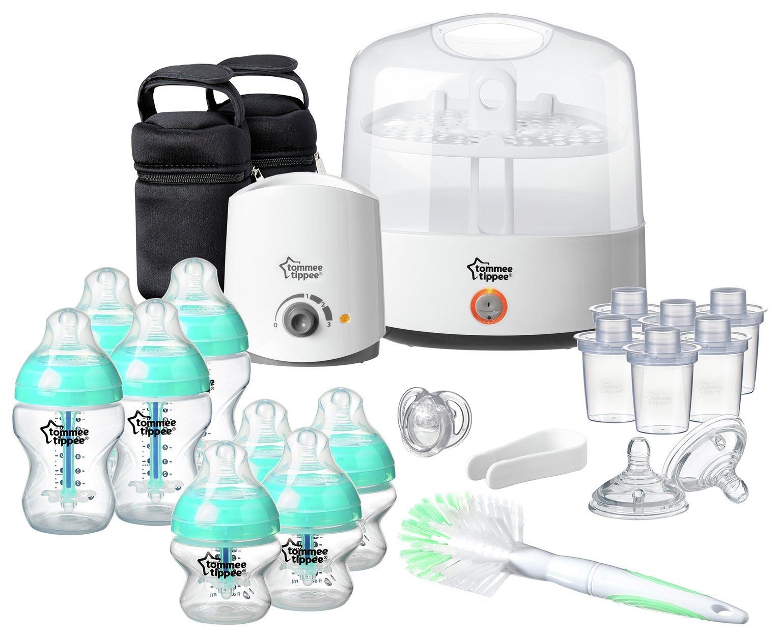 Tommee Tippee Advanced Anti-Colic Starter Set review
