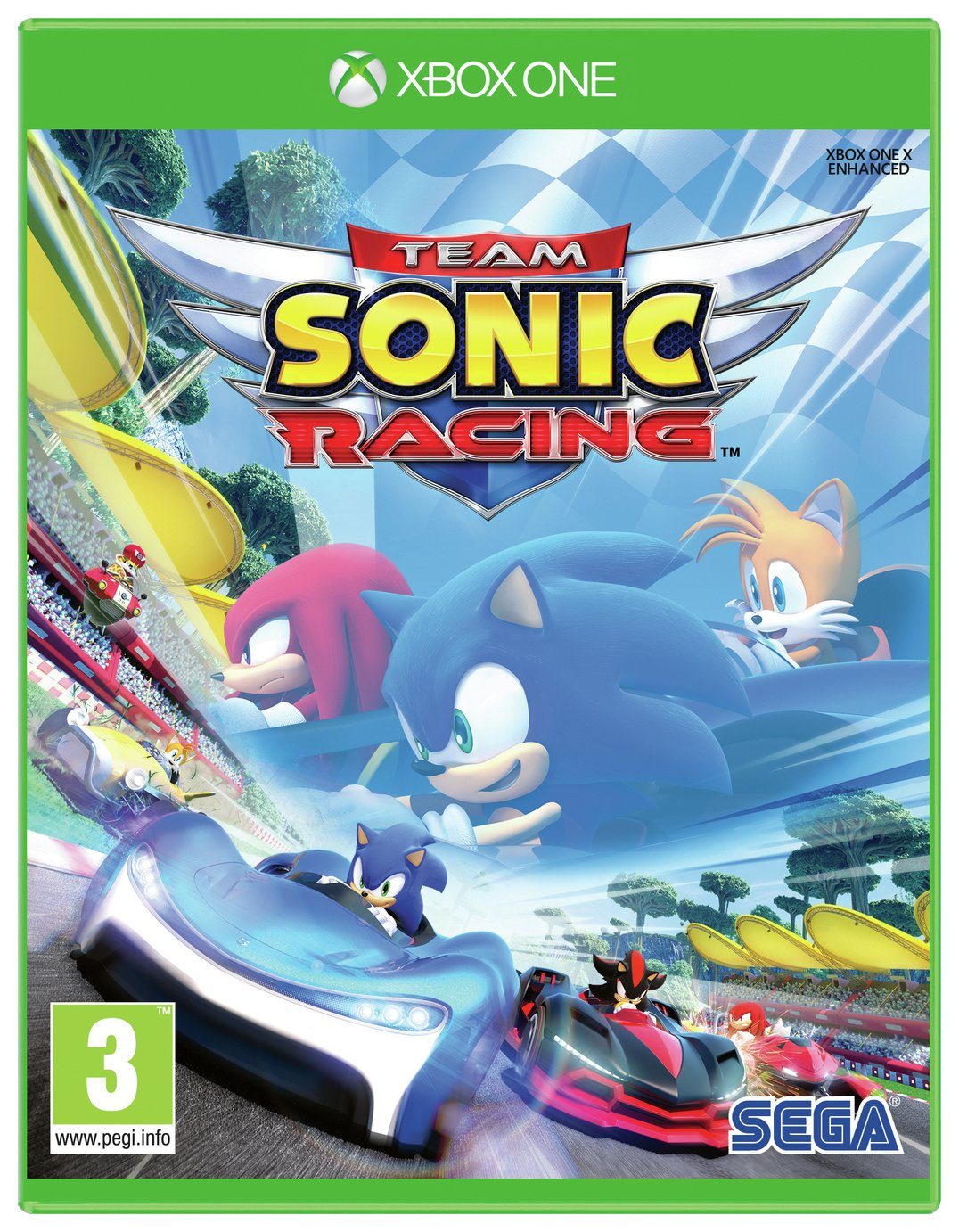 Team Sonic Racing Xbox One Pre-Order Game review