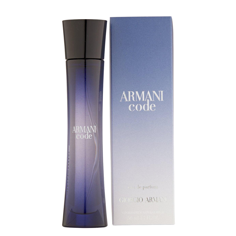Armani Code for Women Eau de Parfum review