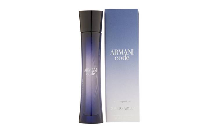 779fa7f72ae30 Buy Armani Code for Women Eau de Parfum - 50ml   Womens ...
