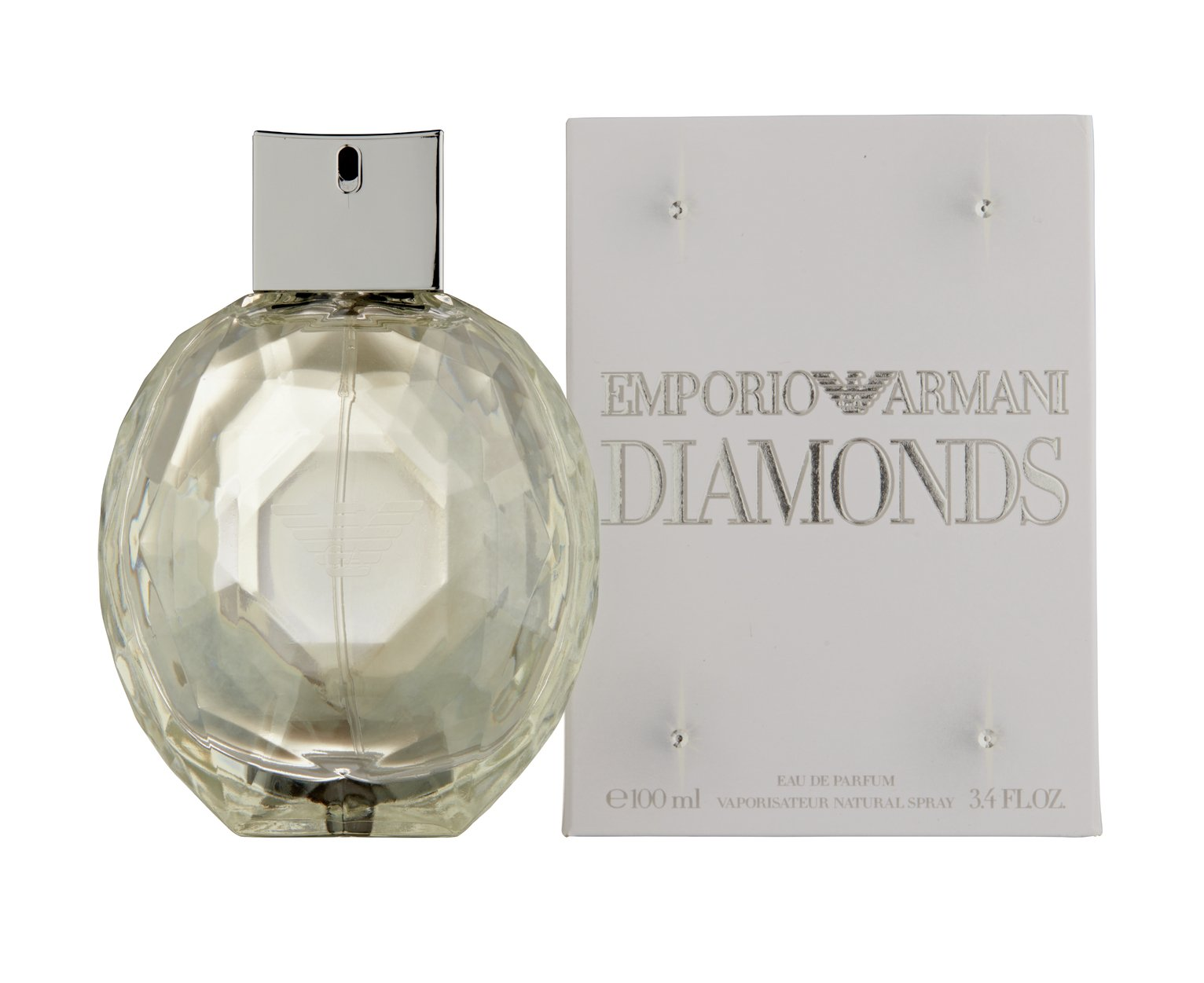emporio armani diamonds 100ml