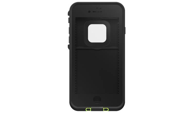 online retailer 208dc e10b7 Buy OtterBox LifeProof iPhone 7/ 8 Case - Black | Mobile phone cases | Argos