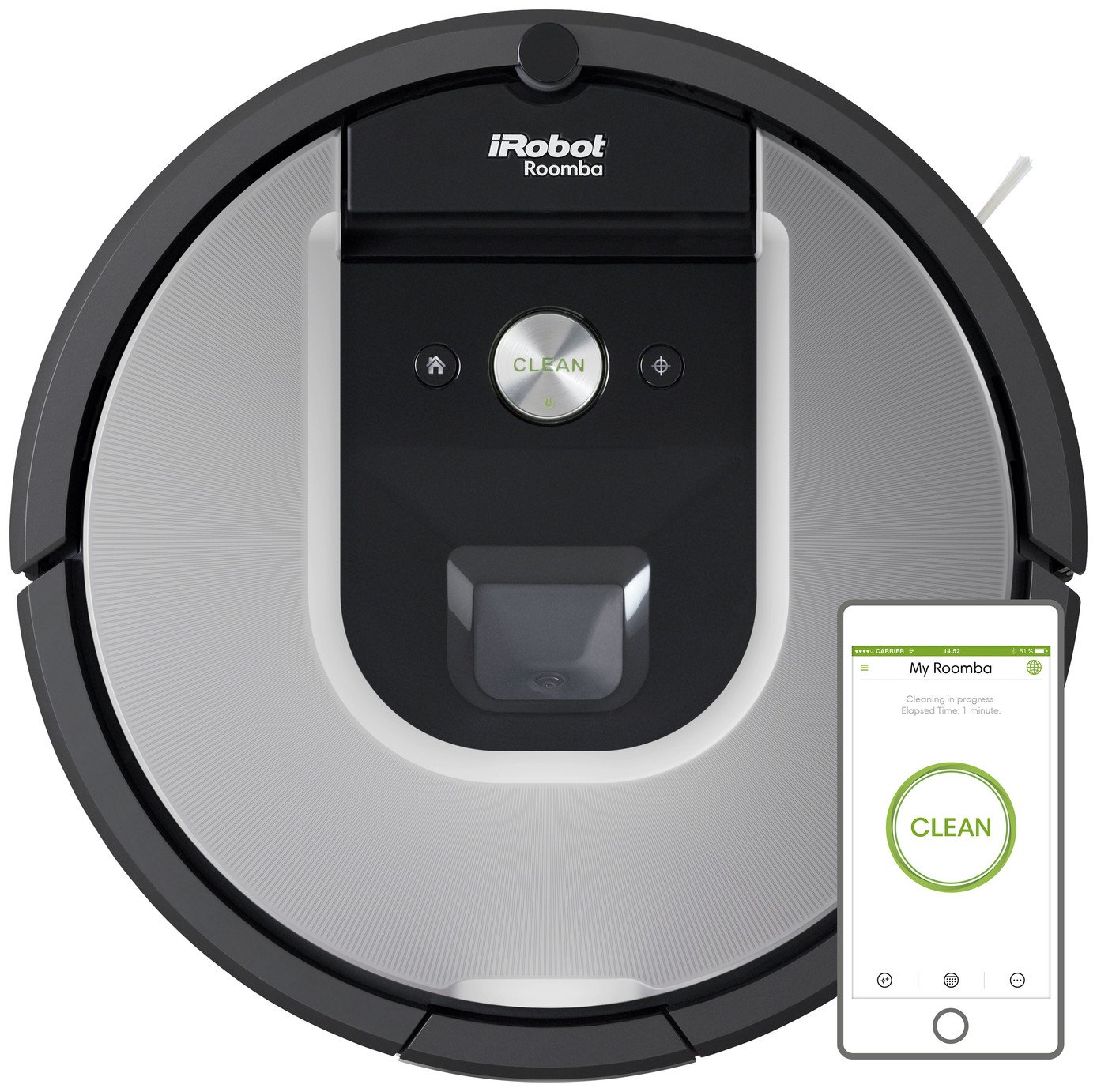 IRobot 965 Roomba Robot Vacuum Cleaner