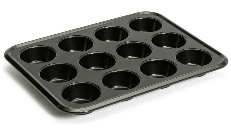 Argos Home 12 Cup Muffin Tray
