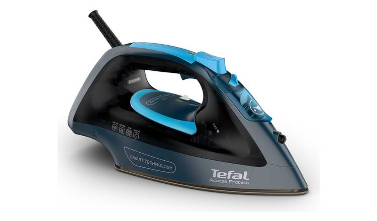Buy Tefal Fv1611 Access Protect Onetemp Steam Iron Irons