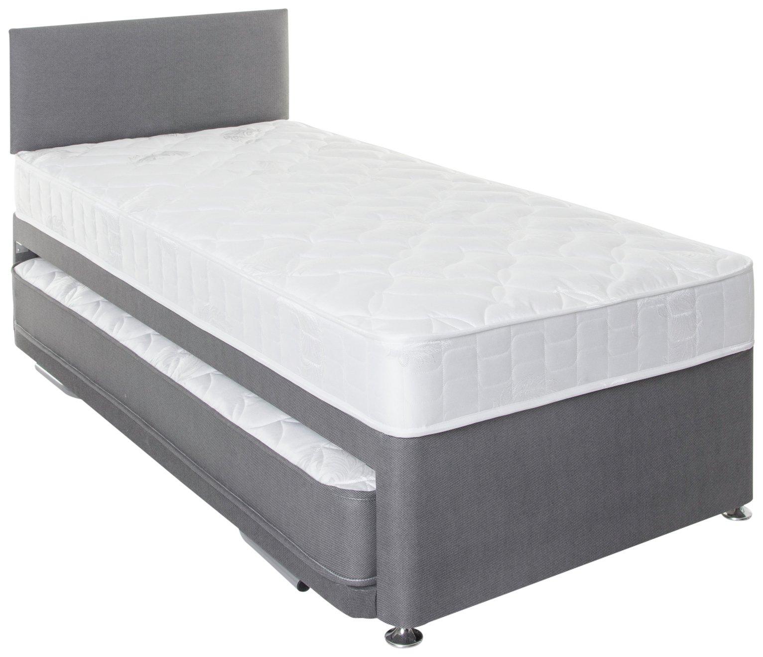 Image of Airsprung Bertrum Trundle Guest Bed - Single