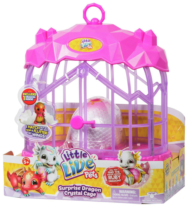 Little Live Pets Surprise Dragon House