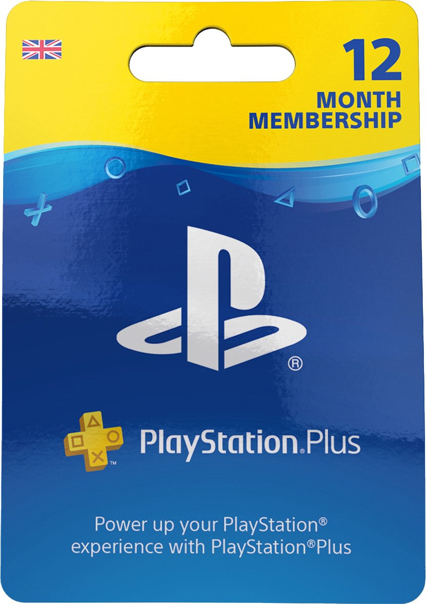 Sony 365 Day PlayStation PS Plus Subscription