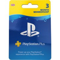 Sony 90 Day PlayStation Plus Subscription