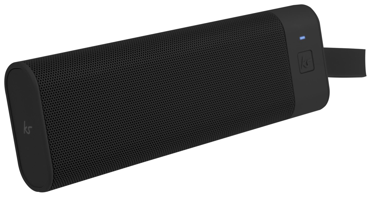 KitSound Boombar Portable Wireless Speaker - Black
