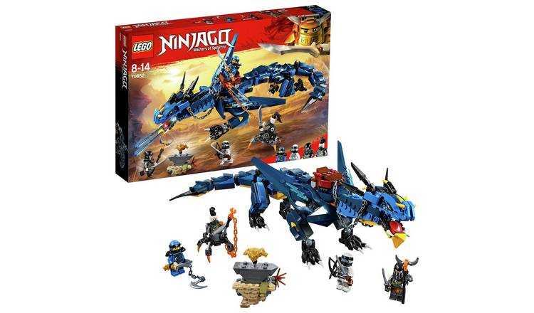 Buy Lego Ninjago Stormbringer Action Figure Dragon Toy 70652