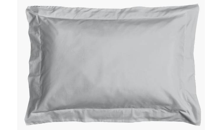 Argos Home Easycare 100% Cotton Oxford Pillowcase Pair