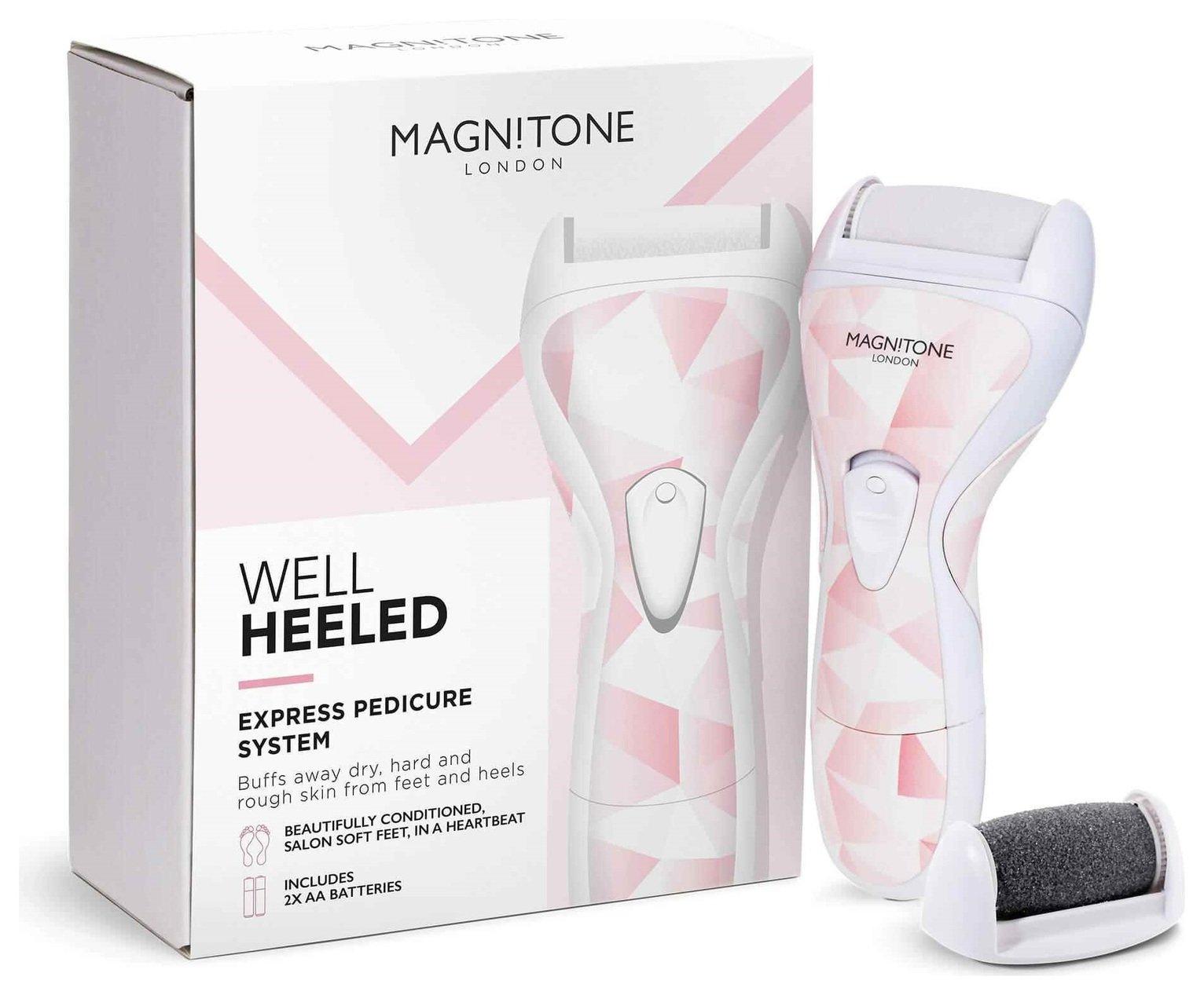 Magnitone Well Heeled Express Pedi - Pink