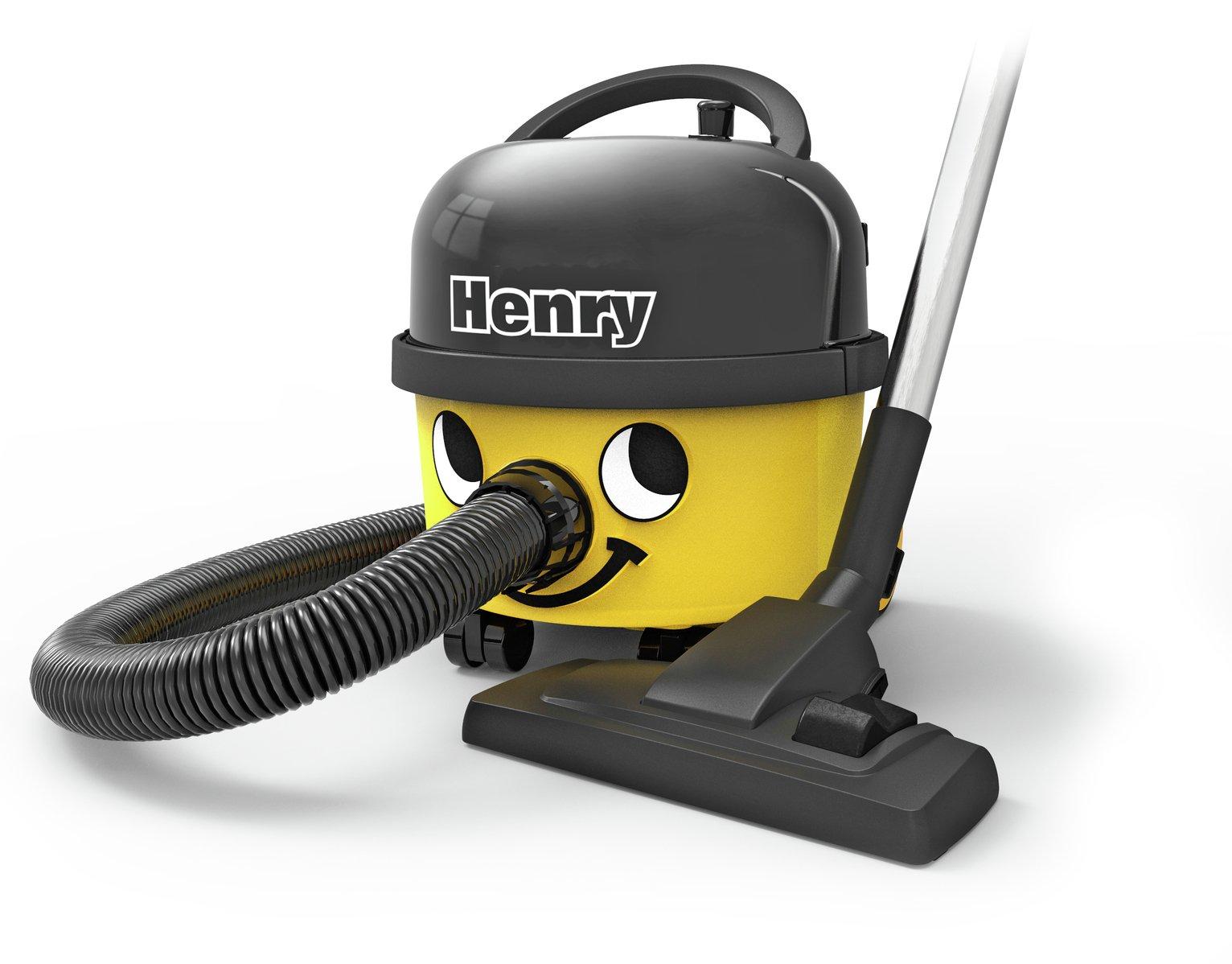 Henry HVR 160-11 Bagged Cylinder Vacuum Cleaner