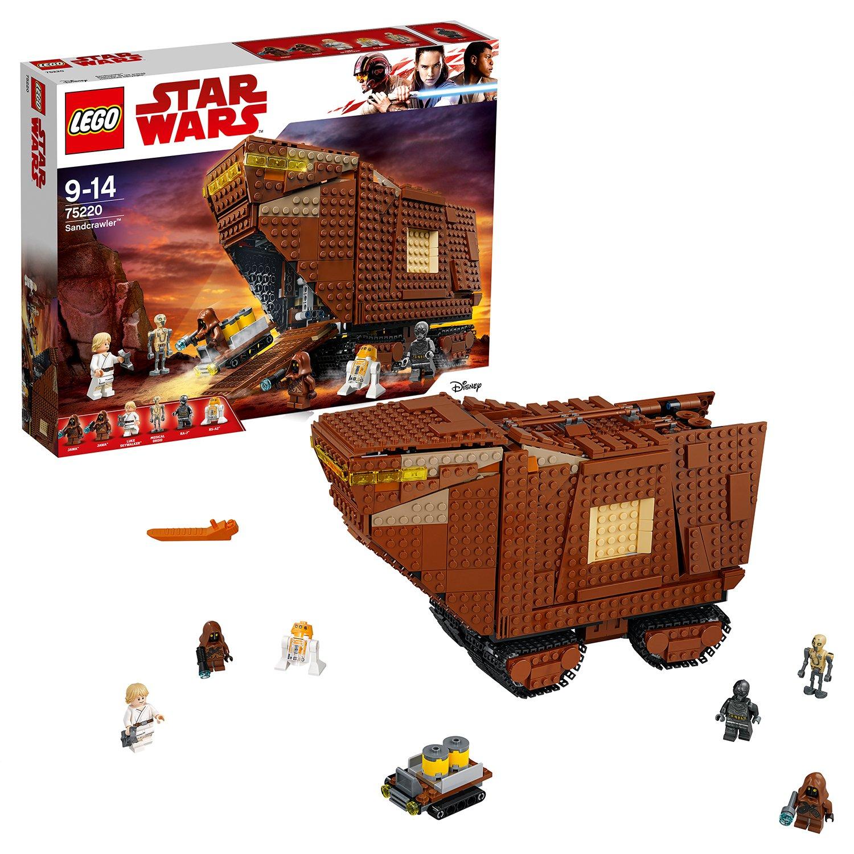 LEGO Star Wars Sandcrawler - 75220