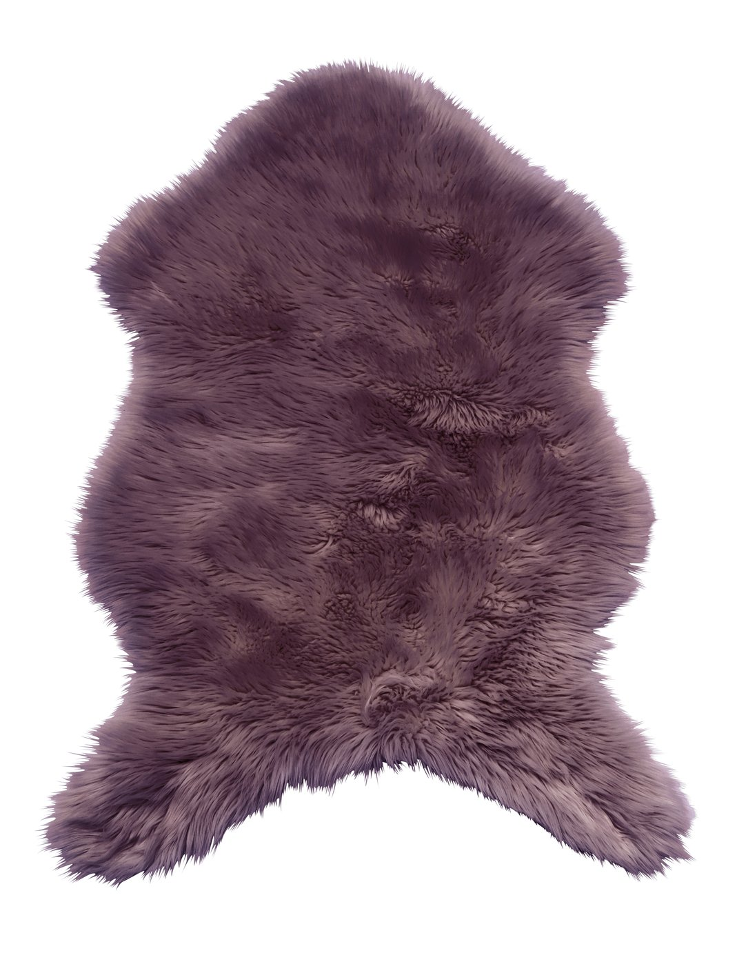 Argos Home Small Faux Sheepskin Rug