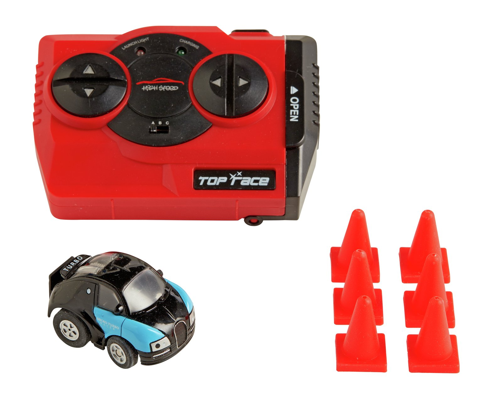 RED5 Q2 Turbo Racer Remote Control Car