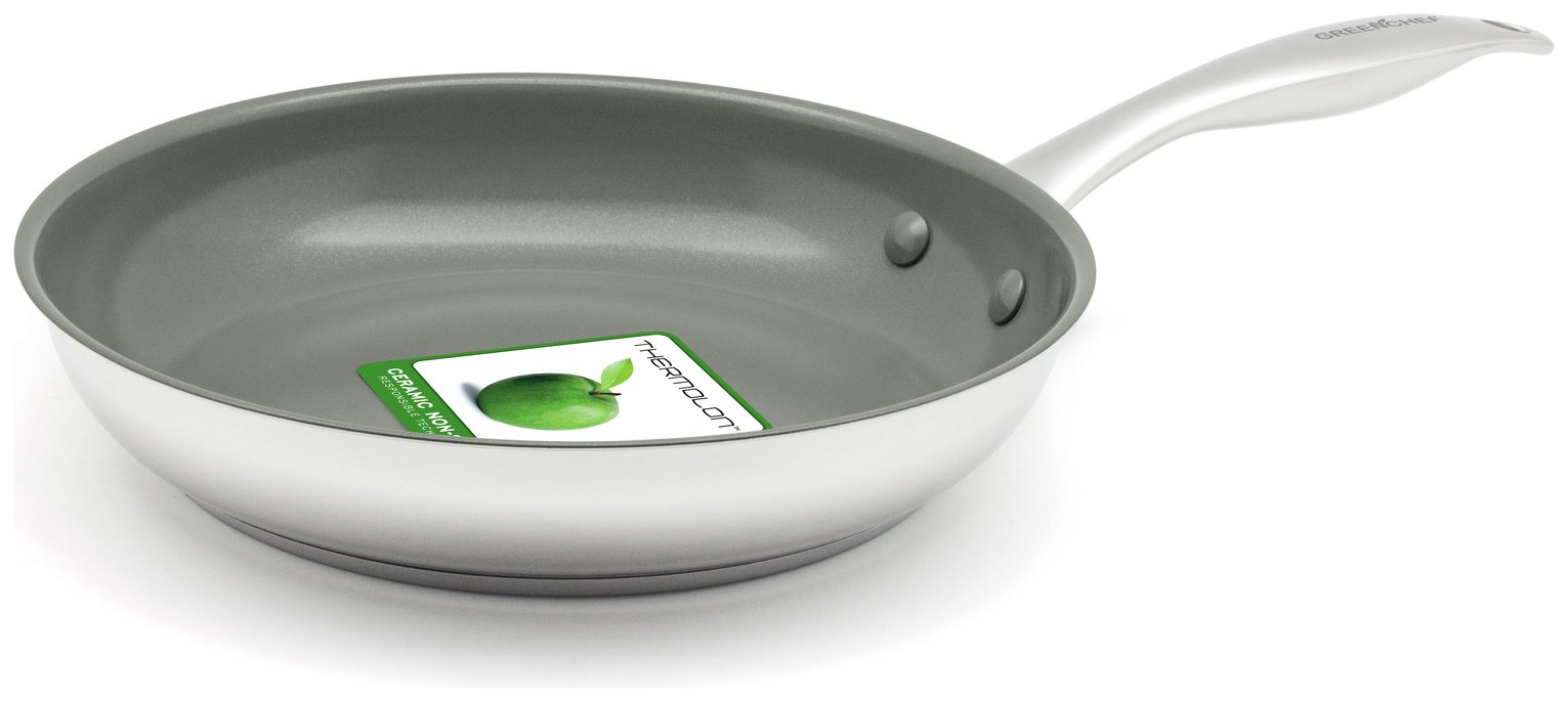 Image of Green Chef Profile Plus 24cm Frying Pan