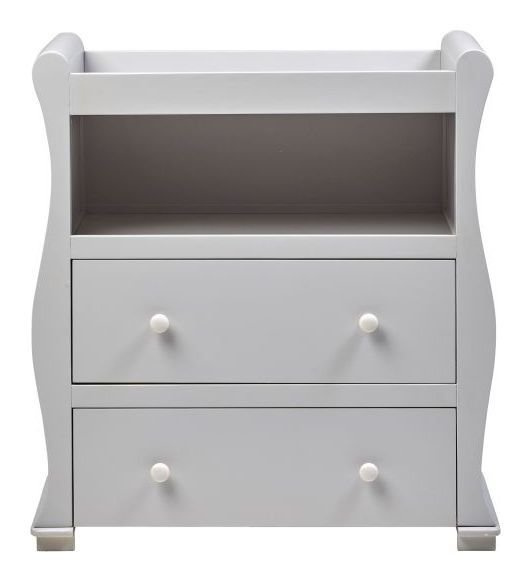 Image of Alaska Nursery Dresser - Grey