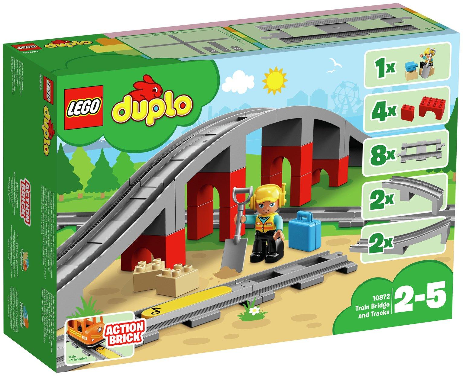 LEGO DUPLO Train Bridge - 10872
