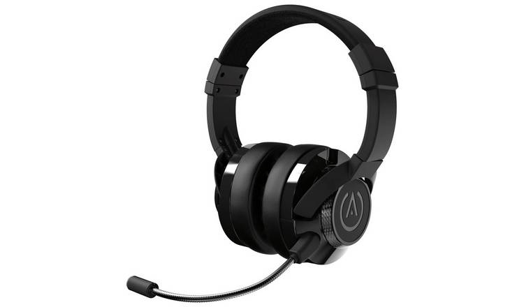 65d40323463 Buy FUSION Xbox One, PS4, PC Headset - Black | Gaming headsets ...