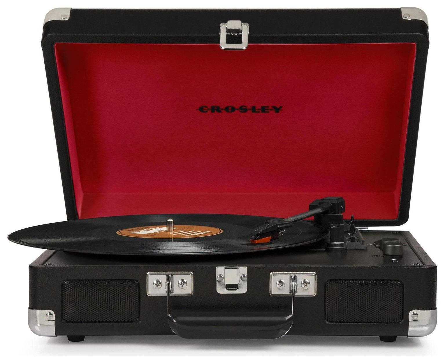 Image of Crosley Cruiser Turntable - Black