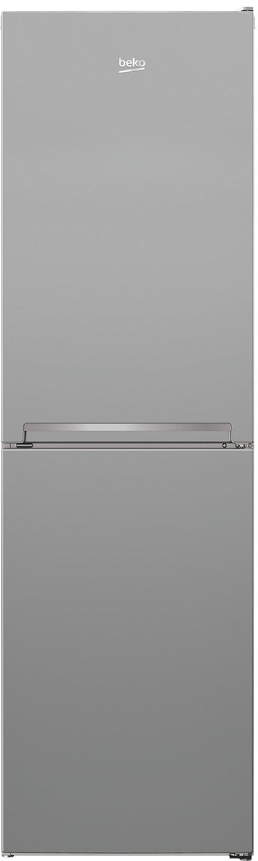 Beko CFG3582S Fridge Freezer - Silver