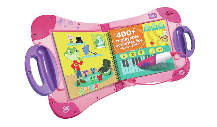 LeapStart Pink Activity Books