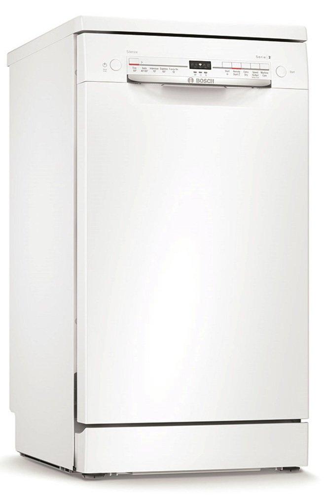 Bosch SPS2IKW04G Slimline Dishwasher - White