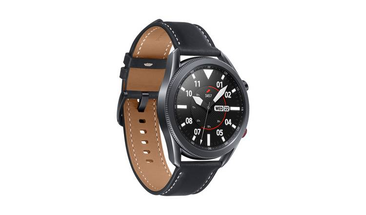 Samsung Galaxy Watch3 45mm 4G Smart Watch - Black