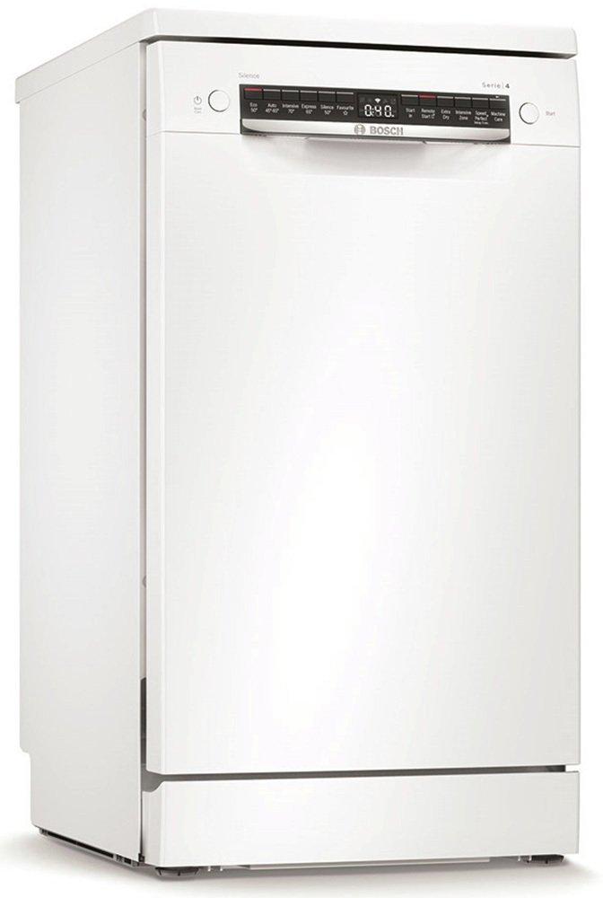 Bosch SPS4HMW53G Slimline Dishwasher - White