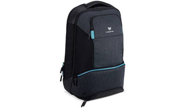 9f3cd0d9cdb Buy Predator Hybrid Gaming 15.6 Inch Laptop Backpack - Teal Blue | Laptop  bags, cases and skins | Argos