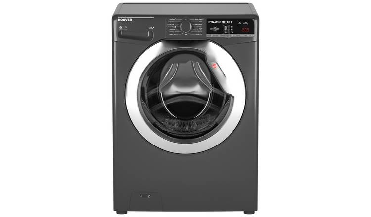 Hoover WDXOA485CR 8KG/5KG 1400 Spin Washer Dryer - Graphite