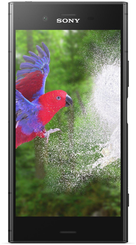 SIM Free Sony Xperia XZ1 64GB Mobile Phone - Black