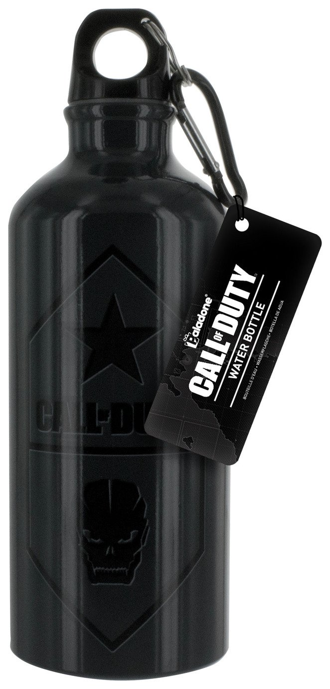 Call of Duty Aluminium Water Bottle