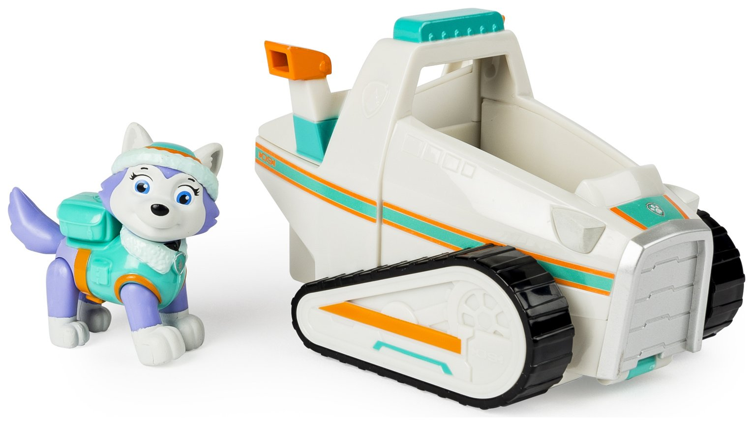 PAW Patrol Everest's Snowmobile Pup & Vehicle