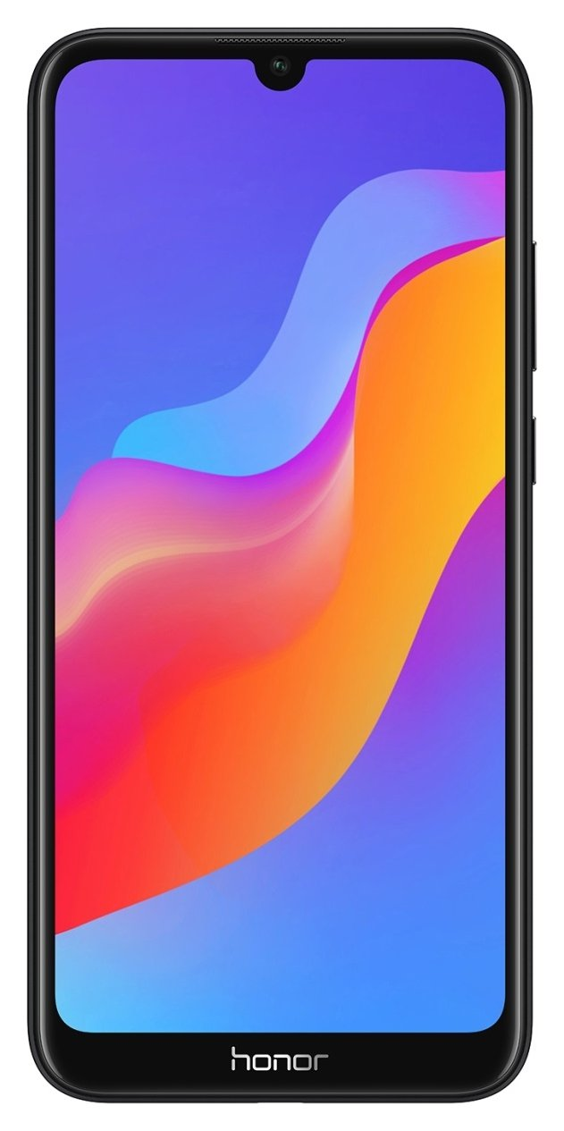 SIM Free Honor 8A 32GB Mobile Phone - Black
