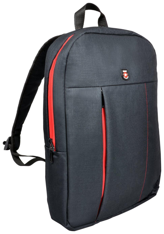 Port Designs Portland 15.6 Inch Laptop Backpack - Black