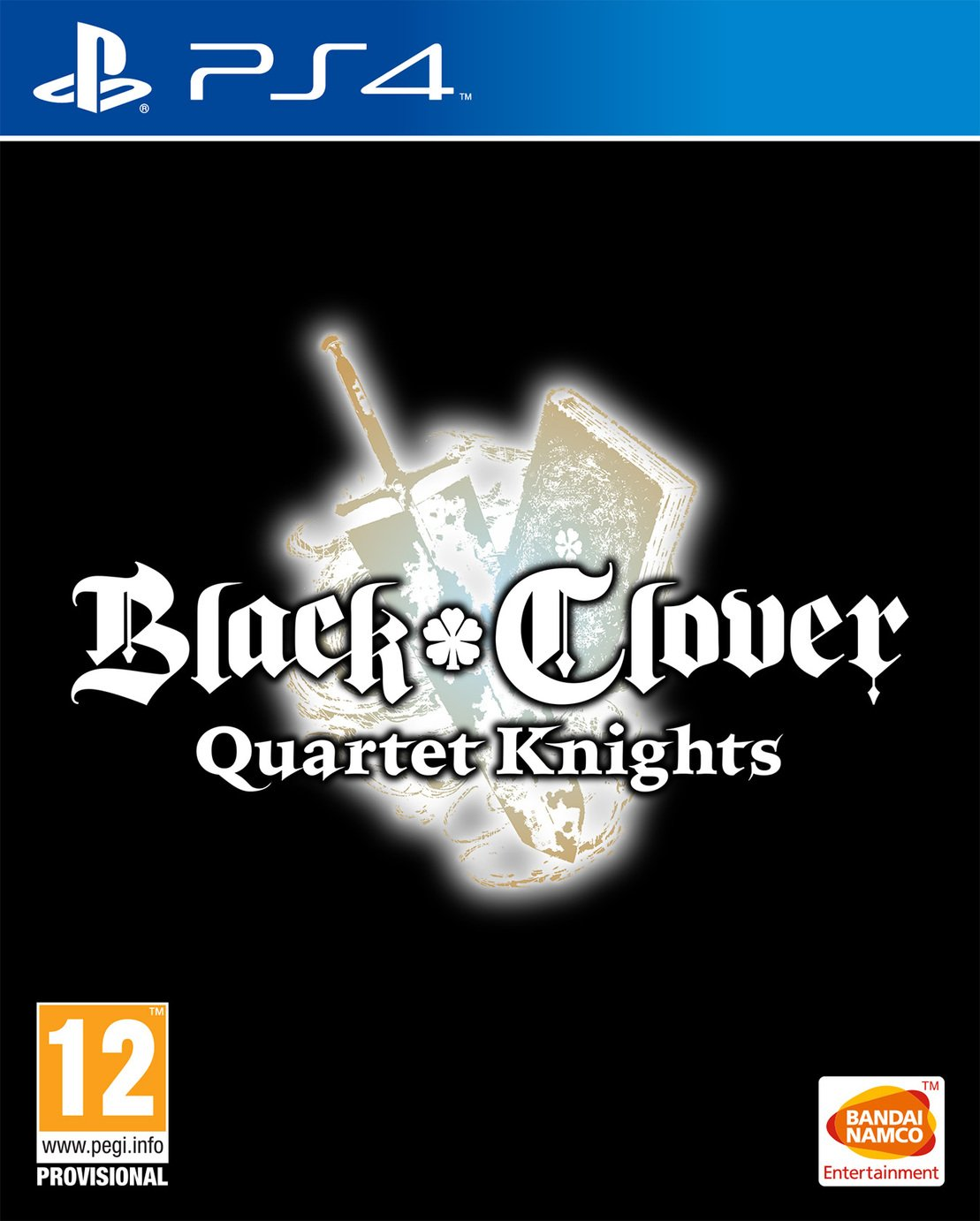 Black Clover: Quartet Knights PS4 Game