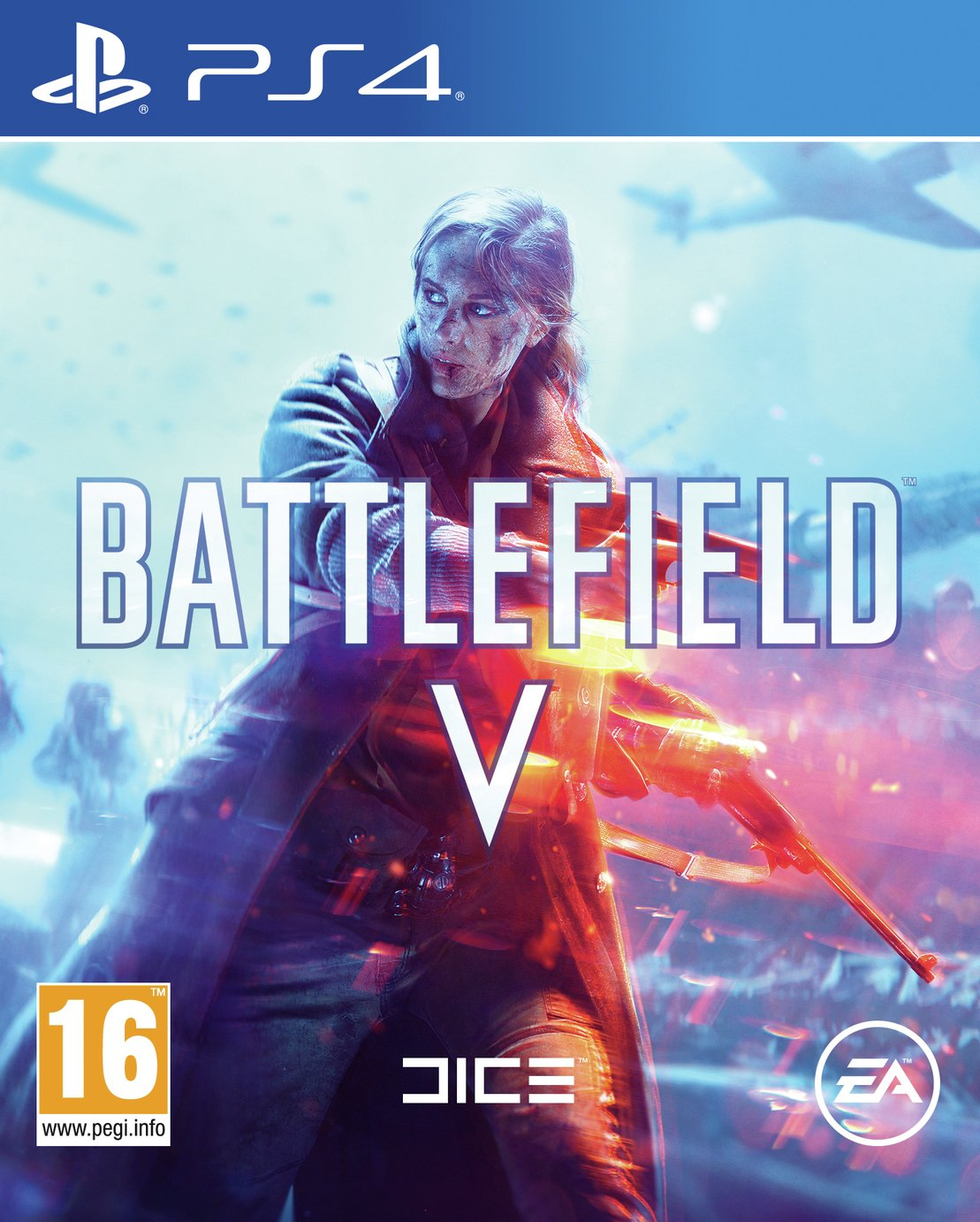 Battlefield V PS4 Pre-Order Game