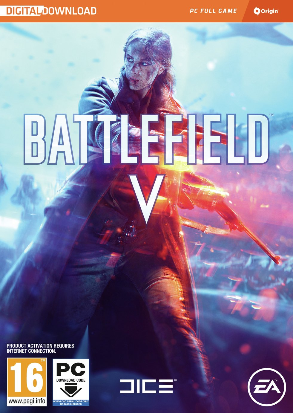 Battlefield V PC Pre-Order Game