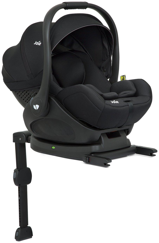 Joie I Level Group 0+ Baby Seat & Base - Black