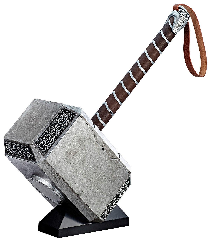 Marvel Legends Series Mjolnir Thor Electronic Hammer
