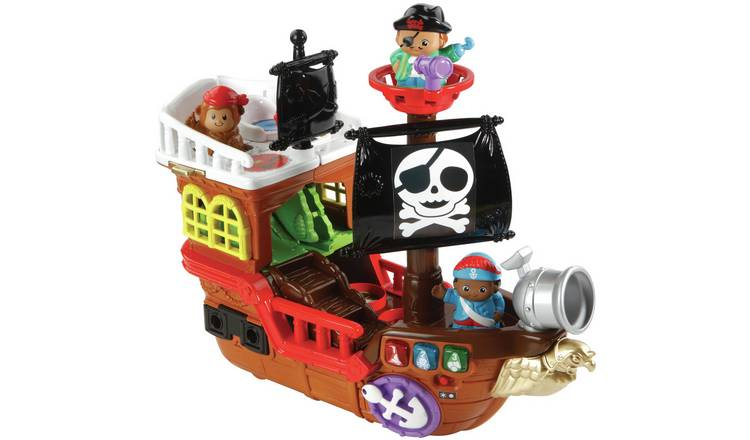 VTech Toot-Toot Kingdom Pirate Ship